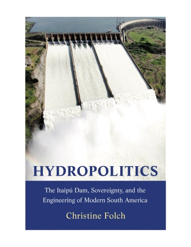 Hydropolitics book cover